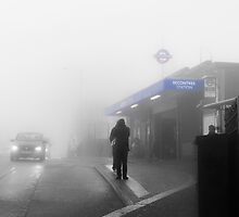 Becontree Tube Station by AntSmith
