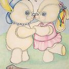 Pooky's First Kiss   by Lorna Gerard