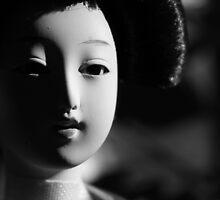 Smiling geisha by Tanja Katharina Klesse
