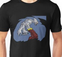 of dreams and nightmares: when monsters attack... Unisex T-Shirt
