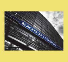Blackfriars Tube Station Kids Clothes