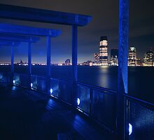 battery park blues by Justin Waldinger