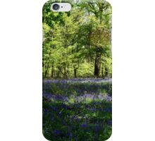 Magical Bluebells iPhone Case/Skin