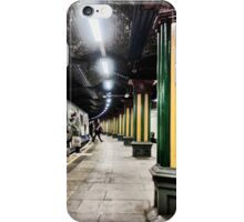 Bow Road Tube Station iPhone Case/Skin