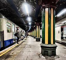 Bow Road Tube Station by AntSmith