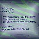 Dear Ayizan, Oct 31, 2014 by rage-of-wbiro