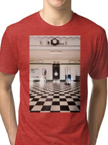 Brent Cross Tube Station Tri-blend T-Shirt
