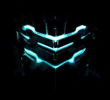 Dead Space - Isaac Clarke - Dark by MasterXemnas1