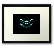 Dead Space - Isaac Clarke - Dark Framed Print