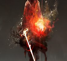 Acolyte of Embers by cobaltplasma