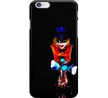 Murano Glass Clown iPhone Case/Skin