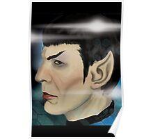 Everyone's Favorite Vulcan - Spock Poster