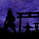 Guardian of the Gate by Okeesworld
