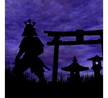 Guardian of the Gate Photographic Print