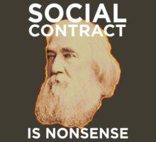 Lysander Spooner Social Contract by psmgop