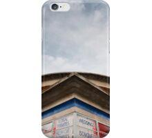 Arnos Grove Tube Station iPhone Case/Skin