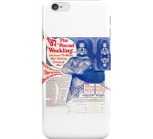 New Calendar Page 1. iPhone Case/Skin