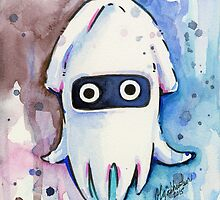 Blooper Watercolor by OlechkaDesign