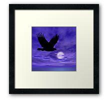 Eagle Flight Framed Print