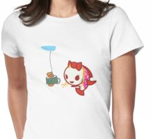 Sushi's Allure Womens Fitted T-Shirt