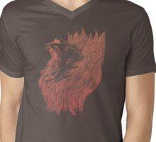 V I C T O R Y Mens V-Neck T-Shirt