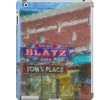 Drink Blatz Beer iPad Case/Skin