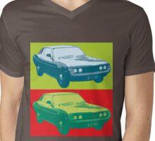 Celica TA22 x 2 pop art Mens V-Neck T-Shirt