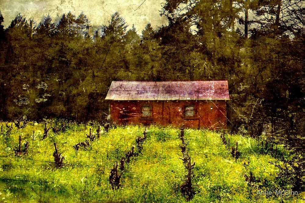 Yellow Mustards by Anne  McGinn