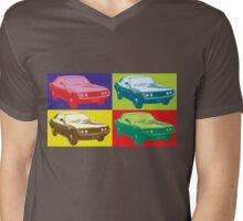 Celica TA22 pop art style Mens V-Neck T-Shirt