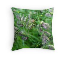 Simply Stunning Lines Throw Pillow