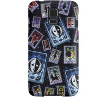 Persona Cards Scatter - Stars Samsung Galaxy Case/Skin