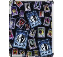 Persona Cards Scatter - Stars iPad Case/Skin
