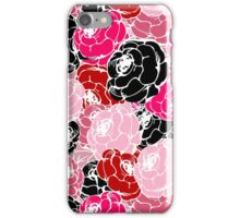 Pink  pattern iPhone Case/Skin