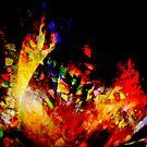 On fire ! by dominiquelandau