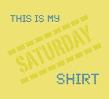 My Saturday Shirt Kids Tee