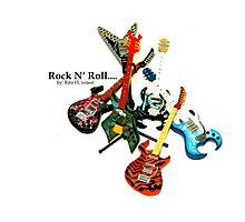 Rock N' Roll... Photographic Print