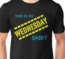 My Wednesday Shirt Unisex T-Shirt