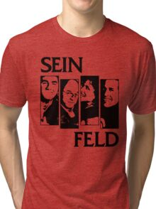 Black Flag / Seinfeld Tee Tri-blend T-Shirt
