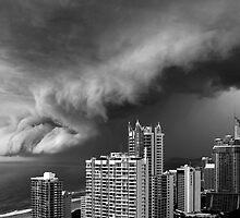 Storm Front by Ann  Van Breemen