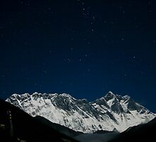 Everest Under the Stars 2 by Richard Heath