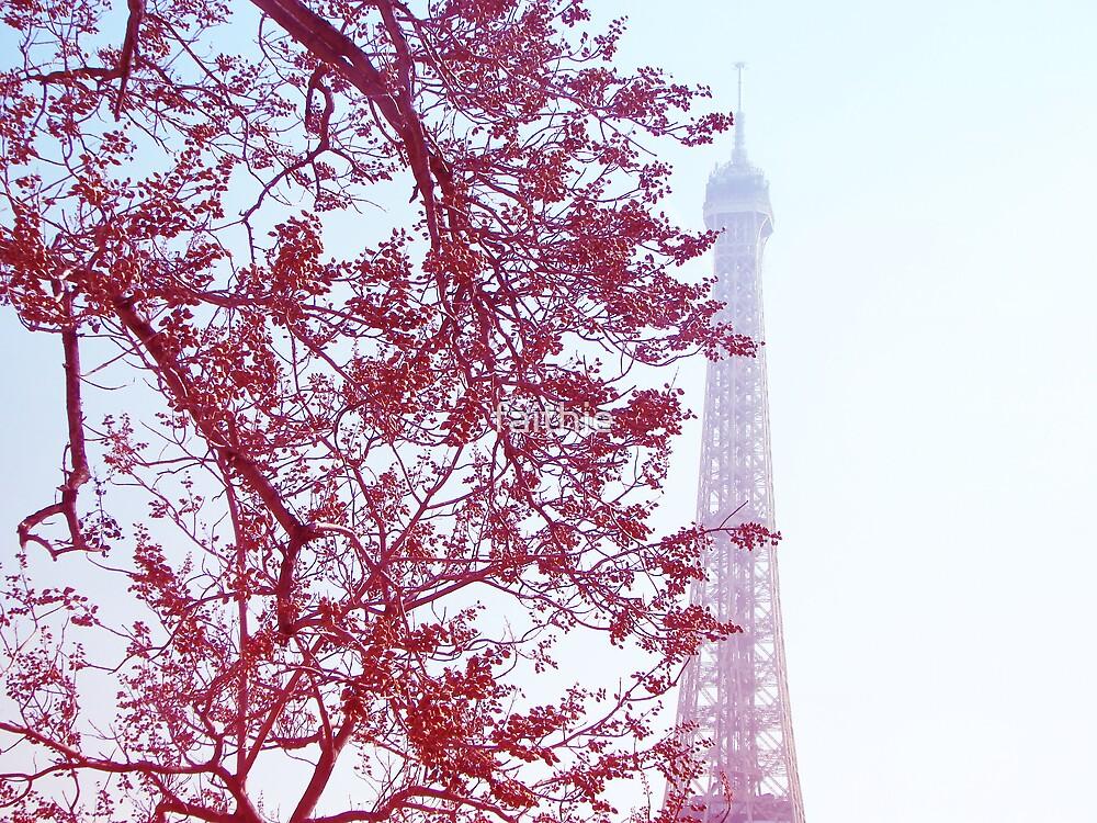Vintage Tour Eiffel  by faithie