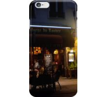 Parisian Cafe iPhone Case/Skin