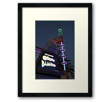 Buzz Lightyear Astro Blaster Framed Print