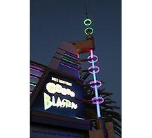 Buzz Lightyear Astro Blaster Photographic Print