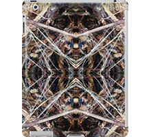 Nature Collage Mirrored Image iPad Case/Skin
