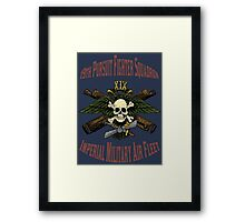 Imperial Air Fleet Framed Print