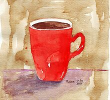 Mug for all sorts by Maree  Clarkson
