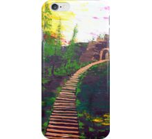 """Reminiscence of childhood"" iPhone Case/Skin"