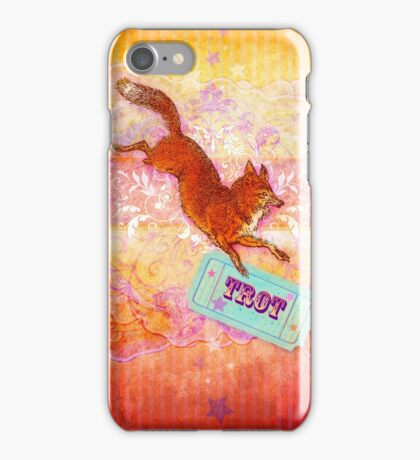 Fox Trot iPhone Case/Skin