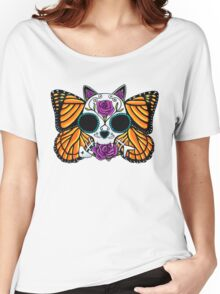 The Return of the Monarchs - Cat Women's Relaxed Fit T-Shirt